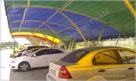Outdoor Fabric Tent Structures Car Shed Parking Canopy Sunshade Construction