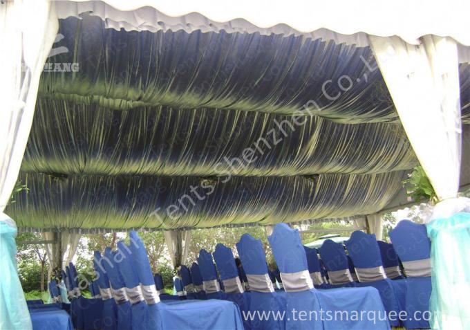 12M Water Proof White Fabric Cover Outdoor Event Tent for Movie Project