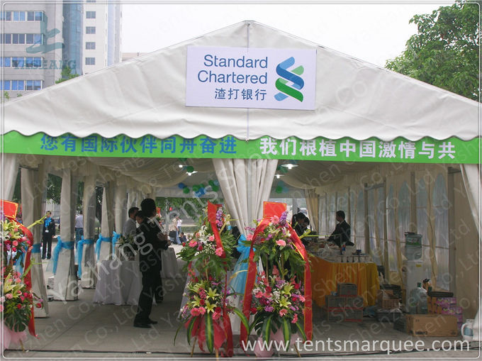 6x6M Commercial Waterproof Rain Tents Outdoor Event Canopy UV Resistant